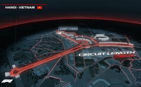 Виетнам приема F1. Болидите ще вдигат 335 км/ч на 1,5-километрова права
