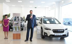 Subaru с нов дом в Пловдив, шоурумът на Бултрако Моторс