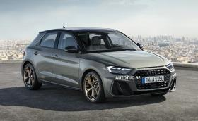 """Изненада: Новото Audi А1 """"изтече"""" в интернет"""