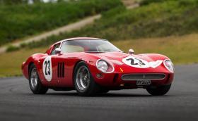 1962 Ferrari 250 GTO от Scaglietti. Продава се за 60 милиона долара