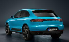 Това е новото Porsche Macan. Галерия и видео