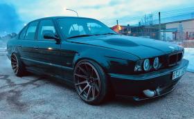 BMW M5 E34 'Bugatti killer' с 1000+ коня се продава. Колата би Veyron на драг