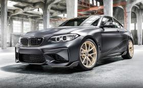 BMW M2 M 'Performance Parts Concept' е по-леко 'M2 Competition'. Мощно е 410 коня и носи много карбон