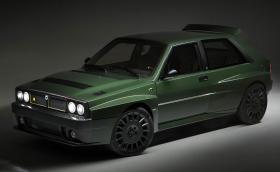 Lancia Delta Futurista е ресто-модифицирана мечта за 300 хил. евро