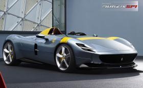 Ferrari Monza SP1 и SP2 са два умопомрачителни автомобила. Мощни са 810 к.с. и ни карат да плачем. Видео