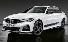 BMW Серия 3 с M Performance части. Така по-добре ли е? Галерия и видео