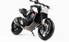 Honda CB650R е мноооого готино 'Neo Sport Cafe'
