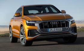 Премиерата на Audi Q8, колата бе представена у нас. Видео!