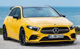 Mercedes-AMG A 35 4Matic идва с 306 коня. Вдига сто за 4,7 сек