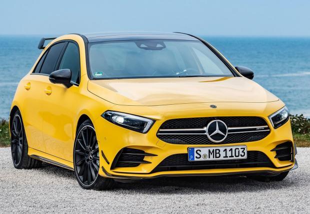 Mercedes-AMG A 35 4Matic идва с 306 коня. Вдига сто за 4,7 сек