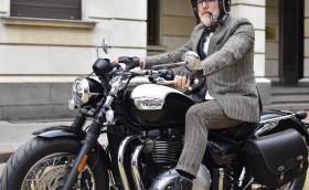 """Distinguished Gentleman's Ride"" – София, 2018. Галерия"