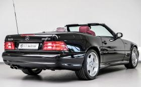 Този 1999 Mercedes-Benz SL 73 AMG се продава за 635 хил. лв