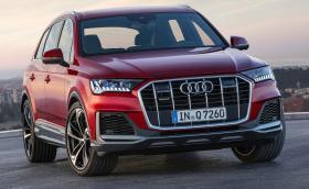 Ново лице и технологии за Audi Q7, в продажба от септември
