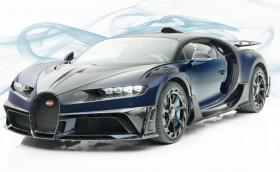 Mansory Centuria е тунинговано Bugatti Chiron, което струва 6,5 млн. лв.