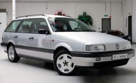 Този VW Passat Variant 2.8 VR6 е на 27 години и се продава за 22 500 лв.