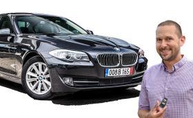 Обслужихме това 6-годишно BMW 530d в официален сервиз. Колко излезе? Видео