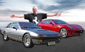 Историите на чичо Искрен: Ferrari 400i и Ferrari FF. Видео!