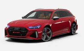 Конфигурирайте си новото Audi RS 6