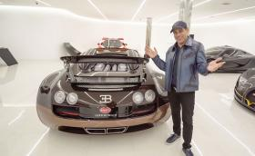 Bugatti Veyron гълта по 200 хил. лв. на всеки 16 хил. км. Нищо, че ключът е като на Skoda Fabia