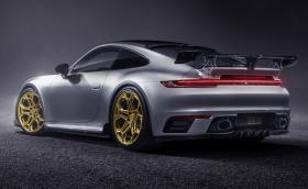 TechArt Porsche 991 (992). Мега галерия и видео!