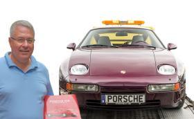 Историите на чичо Искрен: Porsche 928 GTS