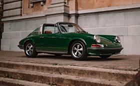 Искате ли това 1970 Porsche 911 E Targa в 'Irish Green' за 250 хил. лв.?