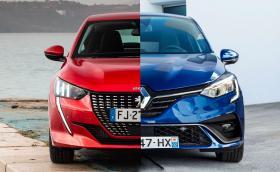 Peugeot 208 срещу Renault Clio. Кой е по-добър?