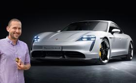 Porsche Taycan: представяме ви първия електрически модел на марката! Видео!