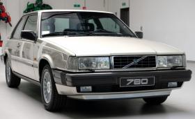 Това 1988 Volvo 780 Coupe Bertone се продава за 93 хил. лева