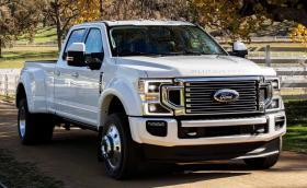 Дизелът бил на умирачка? Новият 6,7-литров V8 на Ford Super Duty има над 1500 Нм въртящ момент