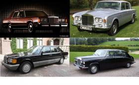 Това са част от автомобилите в личната колекция на Фреди Меркюри