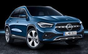Новият Mercedes GLA изглежда точно, както очаквахме! Разгледайте го в 86 официални снимки