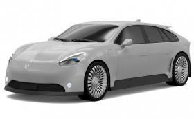 Руската електрическа кола Монарх не стигна до премиерата си в Москва. Причината не е техническа...