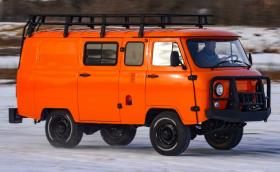 Бусчето УАЗ 452 с чисто нов дизайн за 2020 година! Yeah, right...