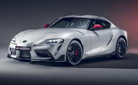 Toyota Supra вече и с 2-литров, 4-цилиндров мотор за Европа
