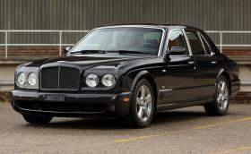 Какво бихте избрали - този Bentley Arnage или чисто ново Audi A6?