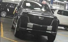 Задава се нов любимец на гангстерите: Изтекоха снимки на 2021 Cadillac Escalade!