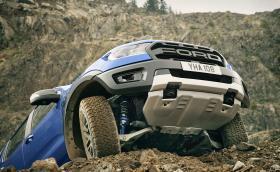 Ford Ranger Raptor е вече в България. Брутални възможности и цена от 120 хил. лв.