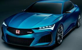 Нов Honda Accord Type S? Acura Type S Concept ни загaтва именно нея. Какво мислите?