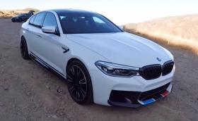 Това BMW M5 има 850 к.с. и валидна гаранция. Ето как