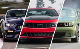Кои са най-продаваните спортни коли в САЩ за 2019 г.?