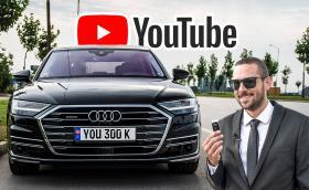 Най-гледаното ни видео: Audi A8. Тестът събра над 300 хил. гледания