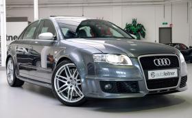 Това Audi RS 4 с 420 коня се продава на цената на ново нафтово A3 седан. Кое избирате?