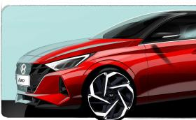 Новият Hyundai i20 ще прилича на рали кола. Поне на хартия