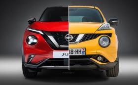 Това е новият Nissan Jukе. По-голям, по-умен и все така... интересен