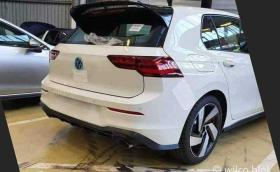 Това (неофициално) е новият VW Golf GTI - ще има 245 к.с. Брат му Golf R ще е с 333