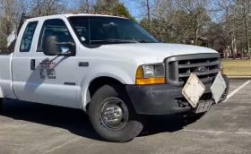 Как изглежда и се движи пикап Ford Super Duty на... над два милиона километра. Видео