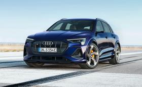 Audi извади e-tron S и e-tron S Sportback с почти 1000 Нм
