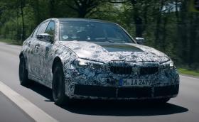 "BMW показа как тества M3 на ""Ринга"". Не го жа́ли!"