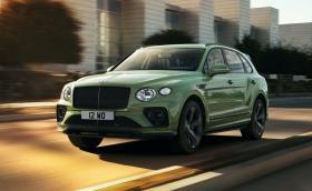 Bentley преоблече Bentayga за големия бал на луксозните SUV